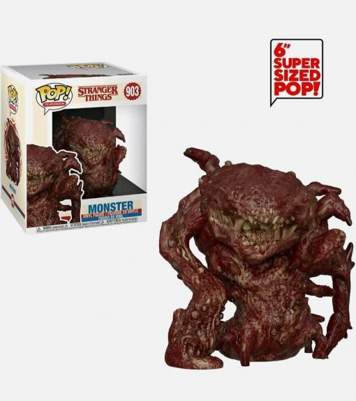 """NEW SEALED Funko Pop Figure 6"""" Stranger Things Monster"""