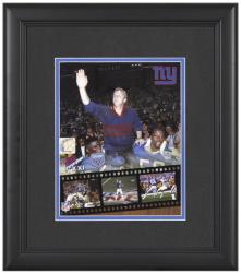 New York Giants Super Bowl Champions Photo Collage - Mounted Memories