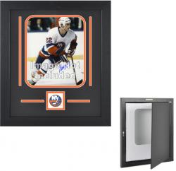 New York Islanders Vertical 8'' x 10'' Photo Display Case - Mounted Memories