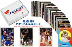 New York Knicks Team Trading Card Block/50 Card Lot