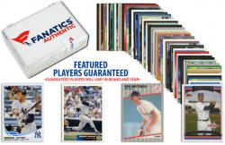 New York Yankees Team Trading Card Block/50 Card Lot - Mounted Memories