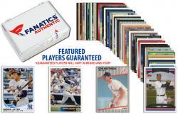 New York Yankees Team Trading Card Block/50 Card Lot