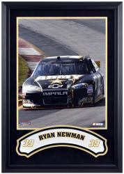 "Ryan Newman Framed Iconic 16"" x 20"" Photo with Banner"
