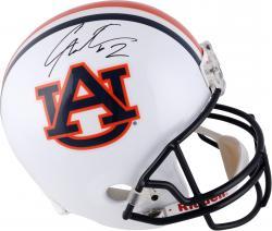 Cam Newton Auburn Tigers Autographed Riddell Replica Helmet