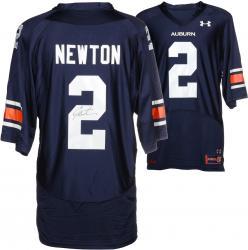 Cam Newton Auburn Tigers Autographed Jersey
