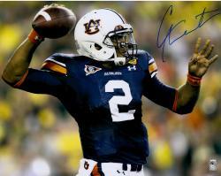 Cam Newton Autographed Auburn 16x20 Photo
