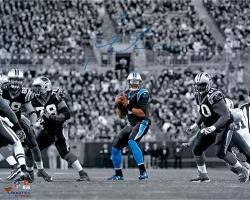 """Cam Newton Carolina Panthers Autographed 16"""" x 20"""" Spotlight Photograph"""