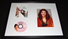 Nia Vardalos Signed Framed 16x20 My Big Fat Greek Wedding DVD & Photo Display