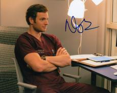 Nick Gehlfuss signed Chicago Med 8x10 photograph w/coa Dr.Will Halstead #NG1