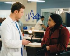 Nick Gehlfuss signed Chicago Med 8x10 photograph w/coa Dr.Will Halstead #NG2