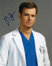 Nick Gehlfuss signed Chicago Med 8x10 photograph w/coa Dr.Will Halstead #NG3