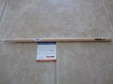 NICKO MCBRAIN Iron Maiden Signed Autographed Drumstick PSA Certified #1