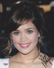 Nicole Anderson SIGNED 8x10 Photo Kelly Make It Or Break It PSA/DNA AUTOGRAPHED