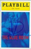 Nicole Kidman autographed Broadway Playbill The Blue Room