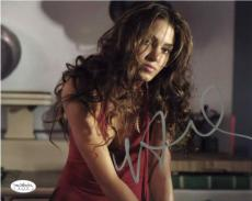NIKKI REED Twilight Autographed Signed 8x10 Photo Certified Authentic JSA AFTAL