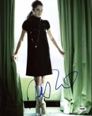Nikki Reed Twilight Signed 11X14 Photo Autographed PSA/DNA #M42897