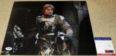 Nikolaj Coster-Waldau Signed 11x14 Game of Thrones Jaime Lannister PSA/DNA
