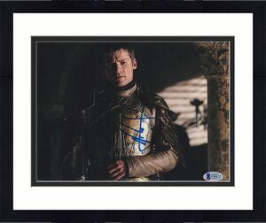 Nikolaj Coster Waldau Signed 8x10 Photo Game Thrones Beckett Bas Autograph D