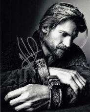 Nikolaj Coster-Waldau Signed 8x10 Photo w/COA Game of Thrones