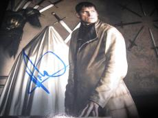 NIKOLAJ COSTER WALDAU SIGNED AUTOGRAPH 8x10 GAME OF THRONES IN PERSON COA X4