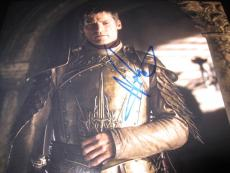 NIKOLAJ COSTER WALDAU SIGNED AUTOGRAPH 8x10 GAME OF THRONES IN PERSON COA X5
