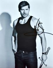 Nikolaj Coster Waldau Signed - Autographed Game of Thrones 8x10 inch Photo - Guaranteed to pass PSA or JSA
