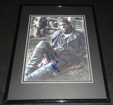 Nikolaj Coster-Waldau Signed Framed 8x10 Photo Game of Thrones