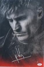 Nikolaj Coster-Waldau Signed Game of Thrones Auto 10x15 Photo PSA/DNA #Z13885