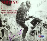 NIRVANA Krist Novaselic Signed Cover AUTOGRAPH PSA/DNA
