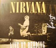 Nirvana Krist Novaselic Signed Live at Reading CD PSA/DNA AUTOGRAPH