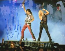 Nita Strauss Signed 11x14 Photo Picture w/ Alice Cooper Band Guitar Autograph