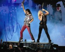 Nita Strauss Signed 8x10 Photo Picture Alice Cooper Band Guitar Player Autograph