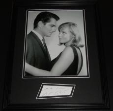Nita Talbot Signed Framed 11x14 Photo Poster Display