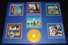 No Doubt 1995 Tragic Kingdom Framed 16x20 CD & Photo Display