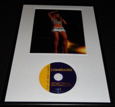 No Doubt 2000 Simple Kind of Life Framed 12x18 CD & Photo Display Gwen Stefani