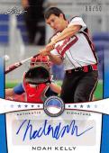 Noah Kelly autographed Baseball Card (Sandra Day O'Connor High School) 2013 Leaf  #PSANK1