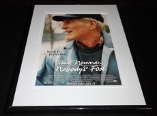 Nobody's Fool 1994 Paul Newman Framed 11x14 ORIGINAL Vintage Advertisement