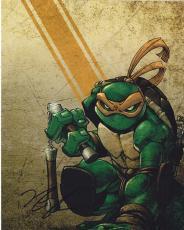 Noel Fisher Signed 8x10 Photo w/COA Twilight Teenage Mutant Turtles Shameless #1