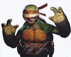Noel Fisher Signed 8x10 Photo w/COA Twilight Teenage Mutant Turtles Shameless
