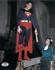 Noel Neill Signed Superman Autographed 8x10 Photo (PSA/DNA) #P96226