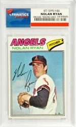Nolan Ryan Los Angeles Angels of Anaheim 1977 Topps #650 Card