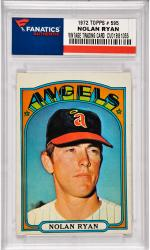 Nolan Ryan California Angels 1972 Topps #595 Card 1