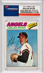 Nolan Ryan California Angels 1977 Topps #650 Card