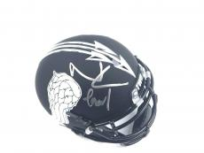 Norman Reedus Authentic Signed Autograph Daryl Dixon Mini Helmet JSA COA TWD