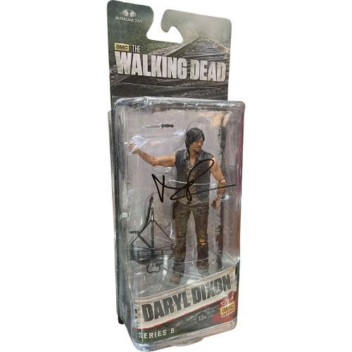 Norman Reedus Autographed 'Darryl Dixon' The Walking Dead Figure