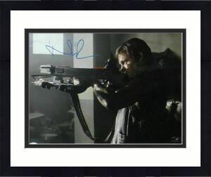 Norman Reedus Autographed The Walking Dead Daryl Dixon 16x20 Photo JSA 16955