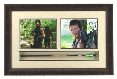 "Norman Reedus ""Daryl Dixon"" Signed Framed Stryker Octane Crossbow Arrow - The Walking Dead"