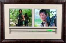 The Walking Dead Framed Daryl Dixon Style Bone Collector Crossbow Arrow