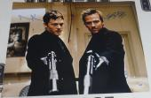 Norman Reedus & Sean Patrick Flanery Signed Boondock Saints 16x20 Photo PSA/DNA