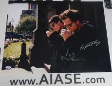 Norman Reedus & Sean Patrick Flanery Signed The Boondock Saints 16x20 Photo PSA